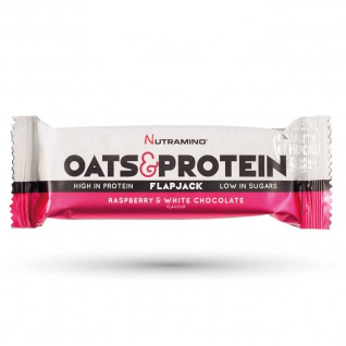 Nutramino Protine Bars Rassberry And Chocolate